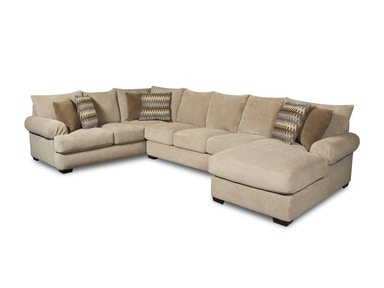 Bharat Right Chaise Sectional 246800