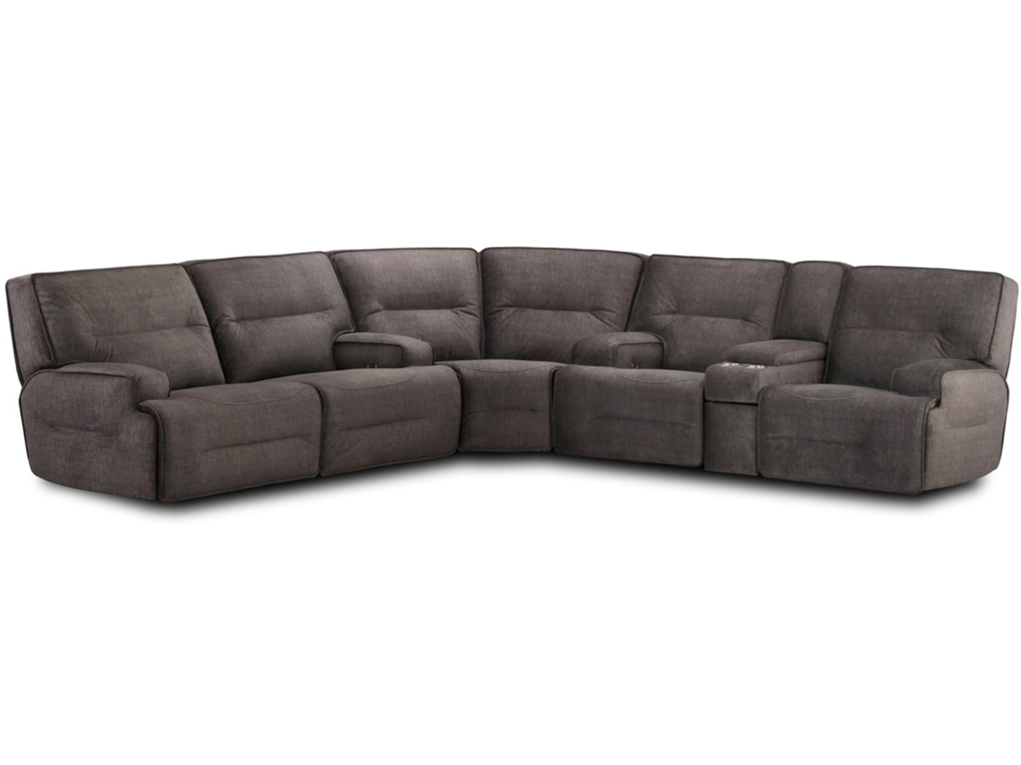 Granada Power Motion Sectional 247515