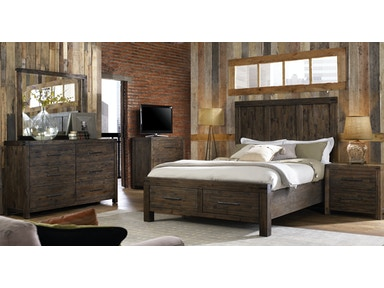 St. Croix Storage Bedroom Group - Queen 250062