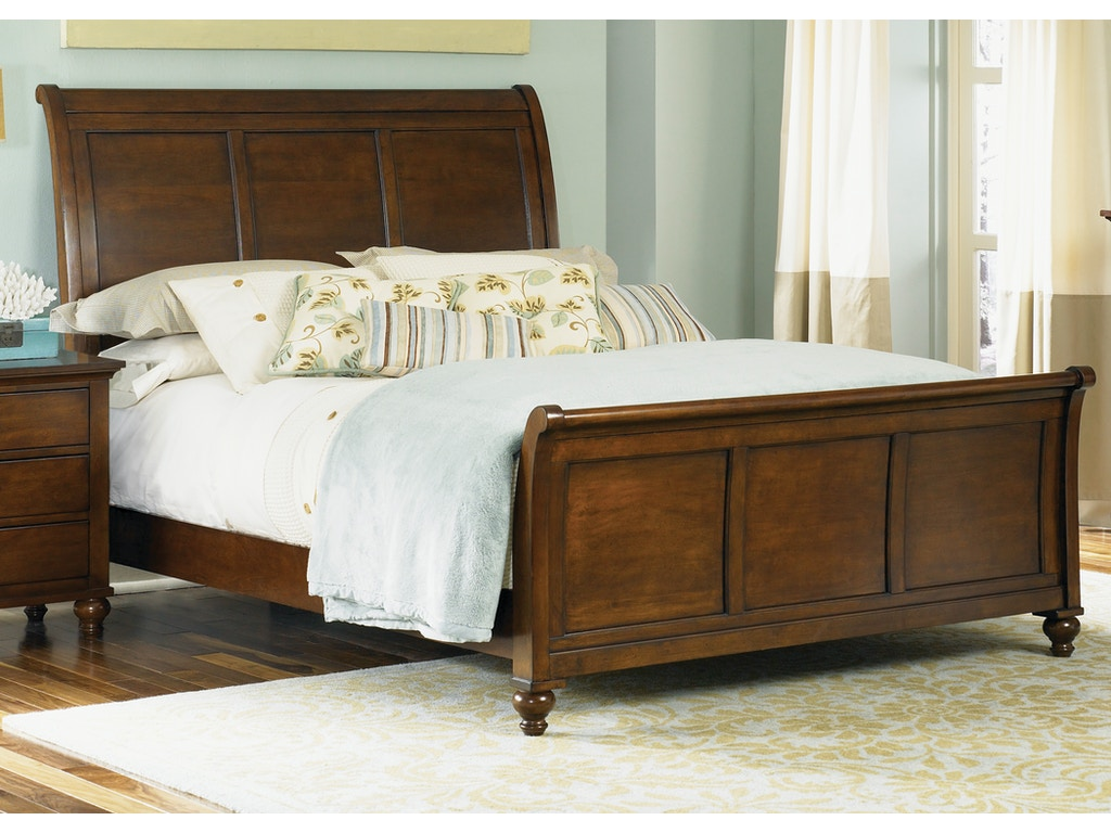 Hamilton Bedroom Furniture Liberty Furniture Bedroom Hamilton Cinnamon Sleigh Bed Queen