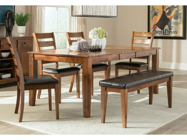Kona Dining Set - Brandy 303248