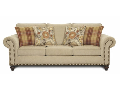 Out West Linen Sofa 043792