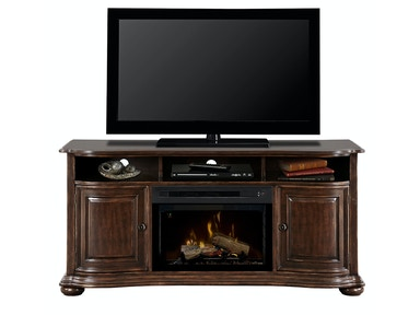 Henderson Fireplace Media Console 347694