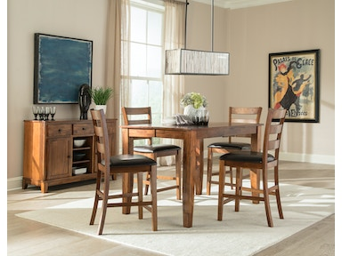 Kona Counter Dining Set - Brandy 374225