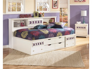 Zayley Storage Lounge Bed - Twin 386956