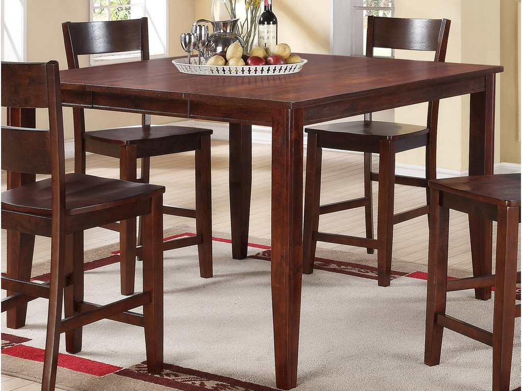 Holland House Dining Room Canton Pub Dining Set 388519 Furniture
