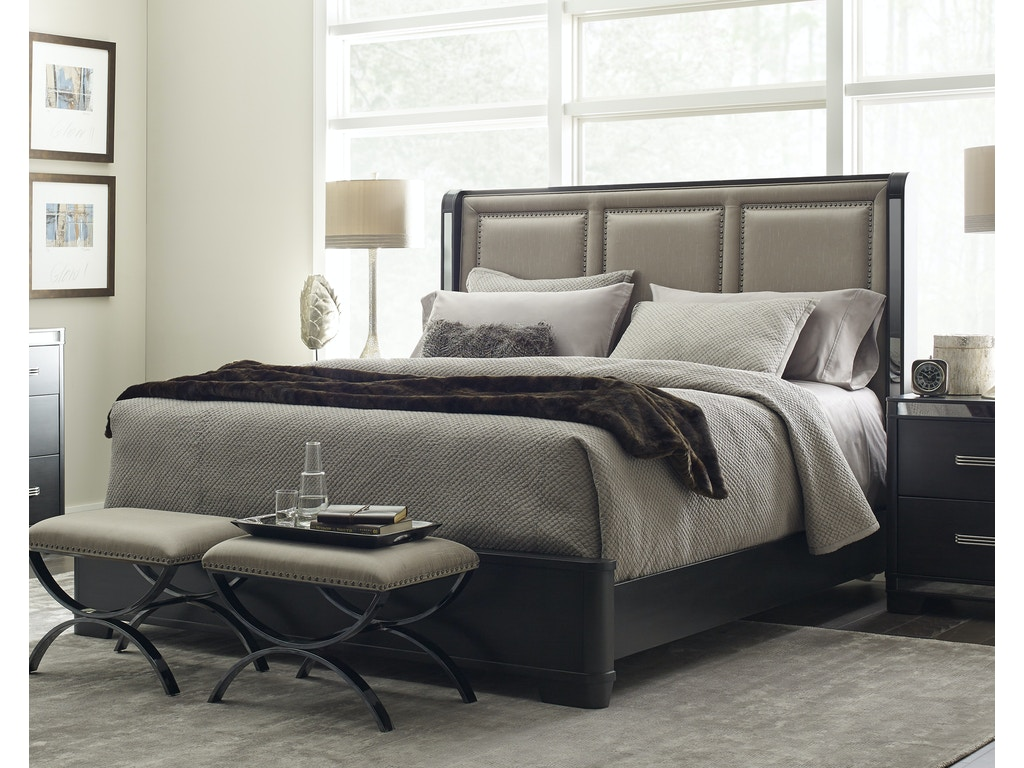Pulaski Furniture Bedroom Pulaski Furniture Bedroom Silverton Sound Bed Queen 389013