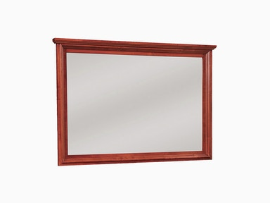 Amish Classic Low Wide Mirror 030750