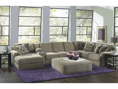 Malibu Left Chaise Sectional 397477