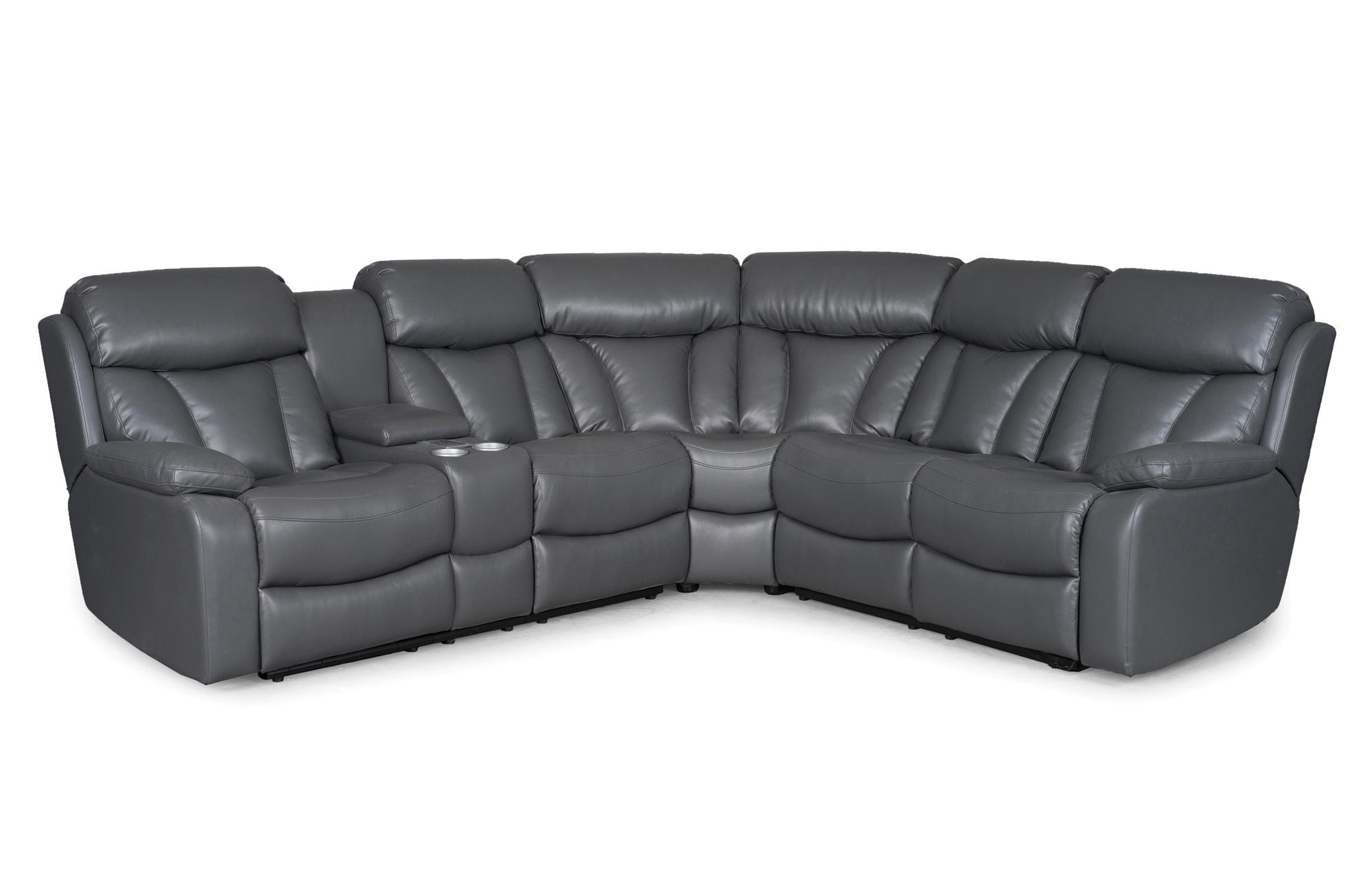 Synergy Home Furnishings Tustin Power Motion Sectional 411344