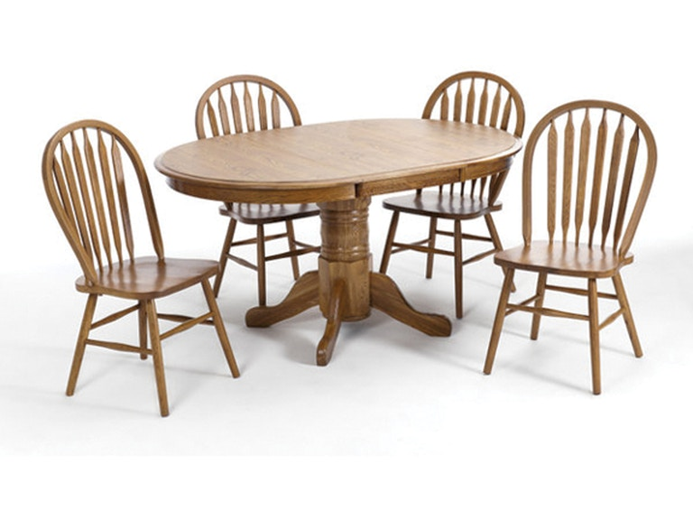 Intercon Classic Oak Dining Set 125211