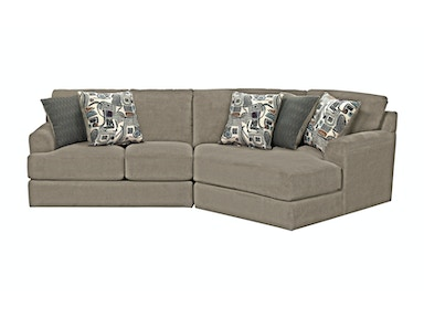 Malibu Right Piano Sectional 426745