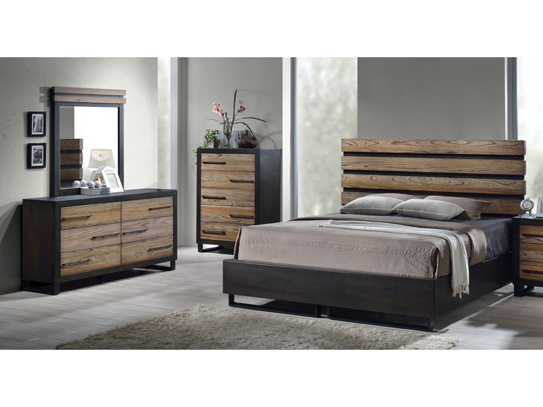 Austin Group Logan Bedroom Group - Queen 443370