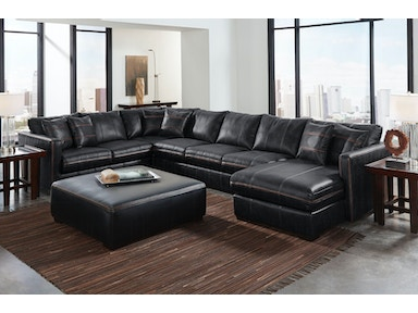 Tucker Left Chaise Sectional 495850