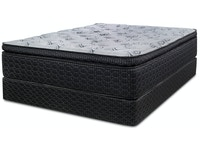 Lotus Pillow Top Mattress Set - King 500344