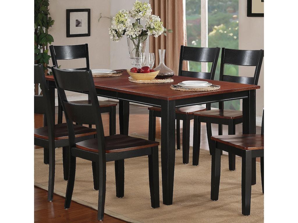 Holland House Dining Room Findlay Dining Set 508511 Furniture
