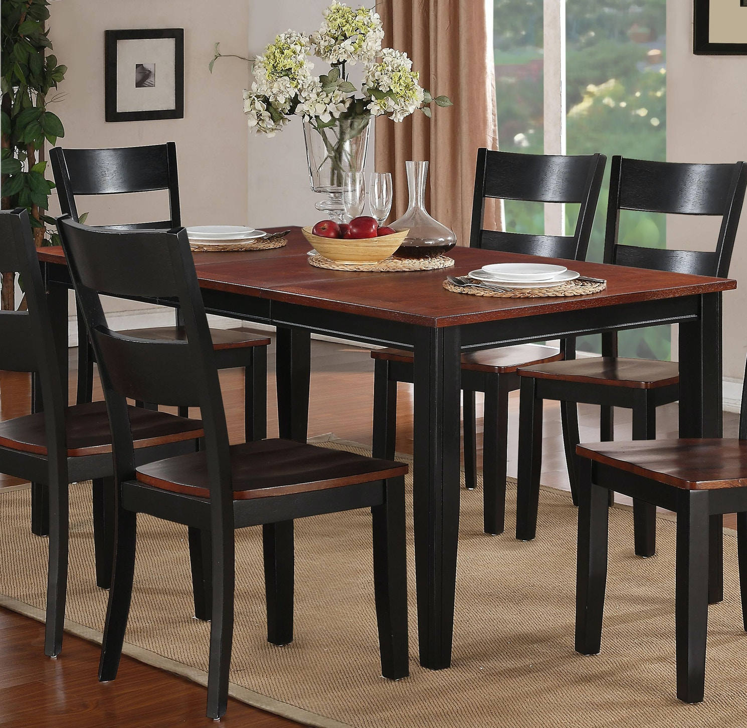 Holland House Dining Room Findlay Dining Set