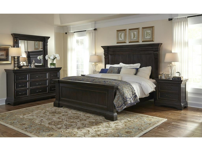 Pulaski Furniture Caldwell Bedroom Group King 513470