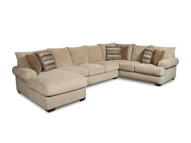 Bharat Left Chaise Sectional 565378