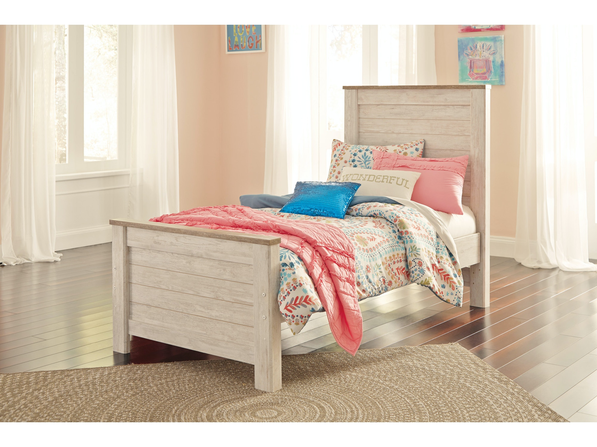 Willowton Bed - Twin 571847