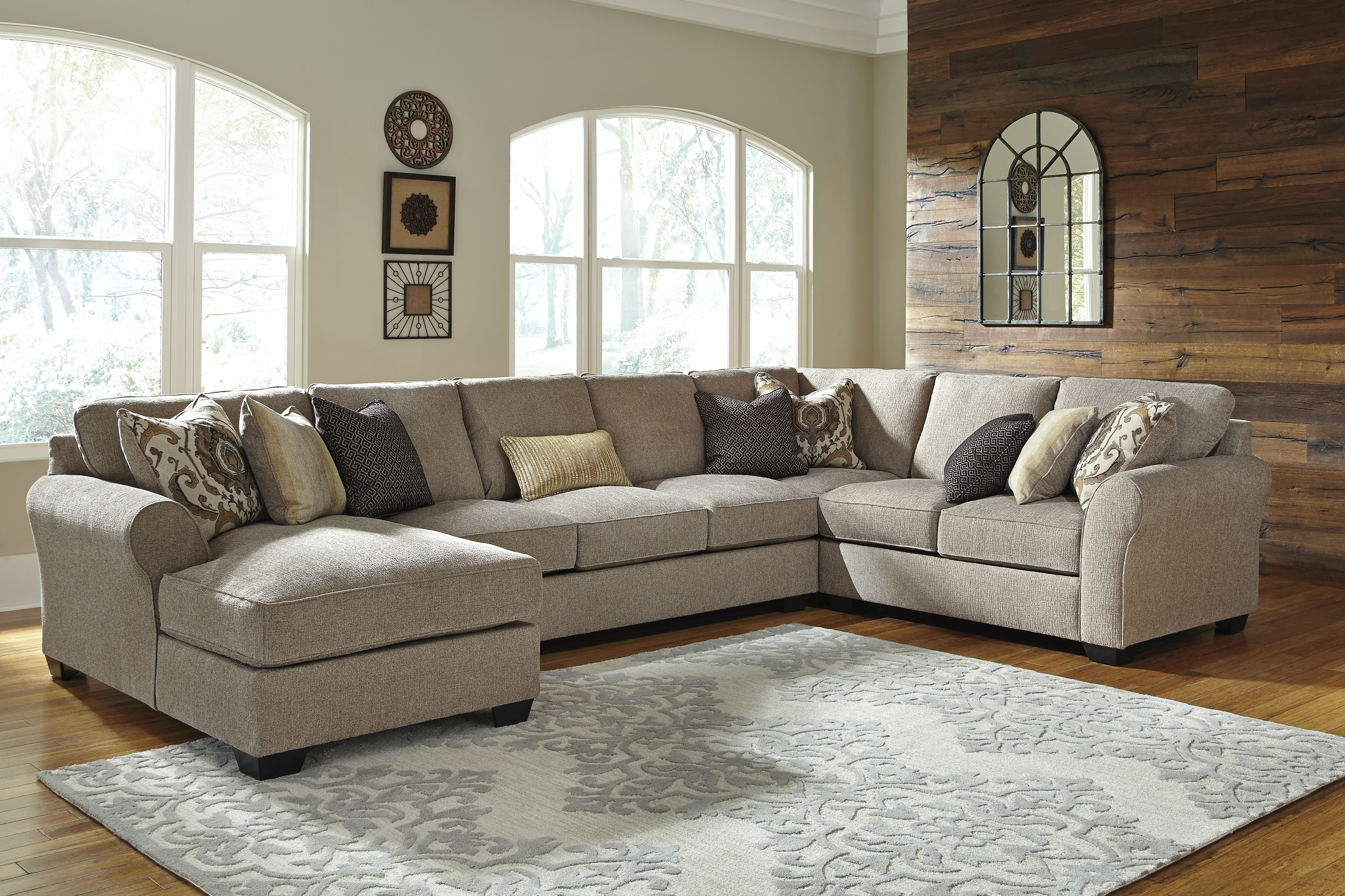 Signature Design by Ashley Living Room Pantomine Right