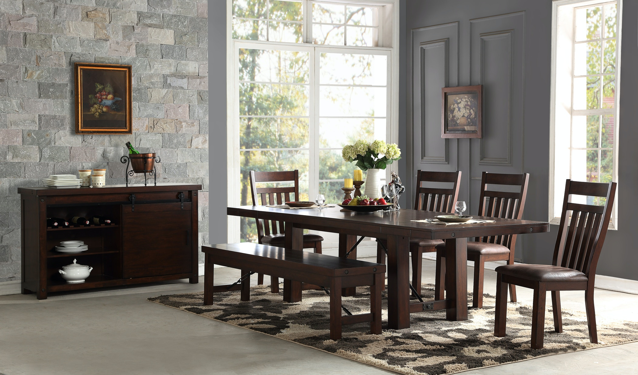Holland House Benjamin Dining Table 574018