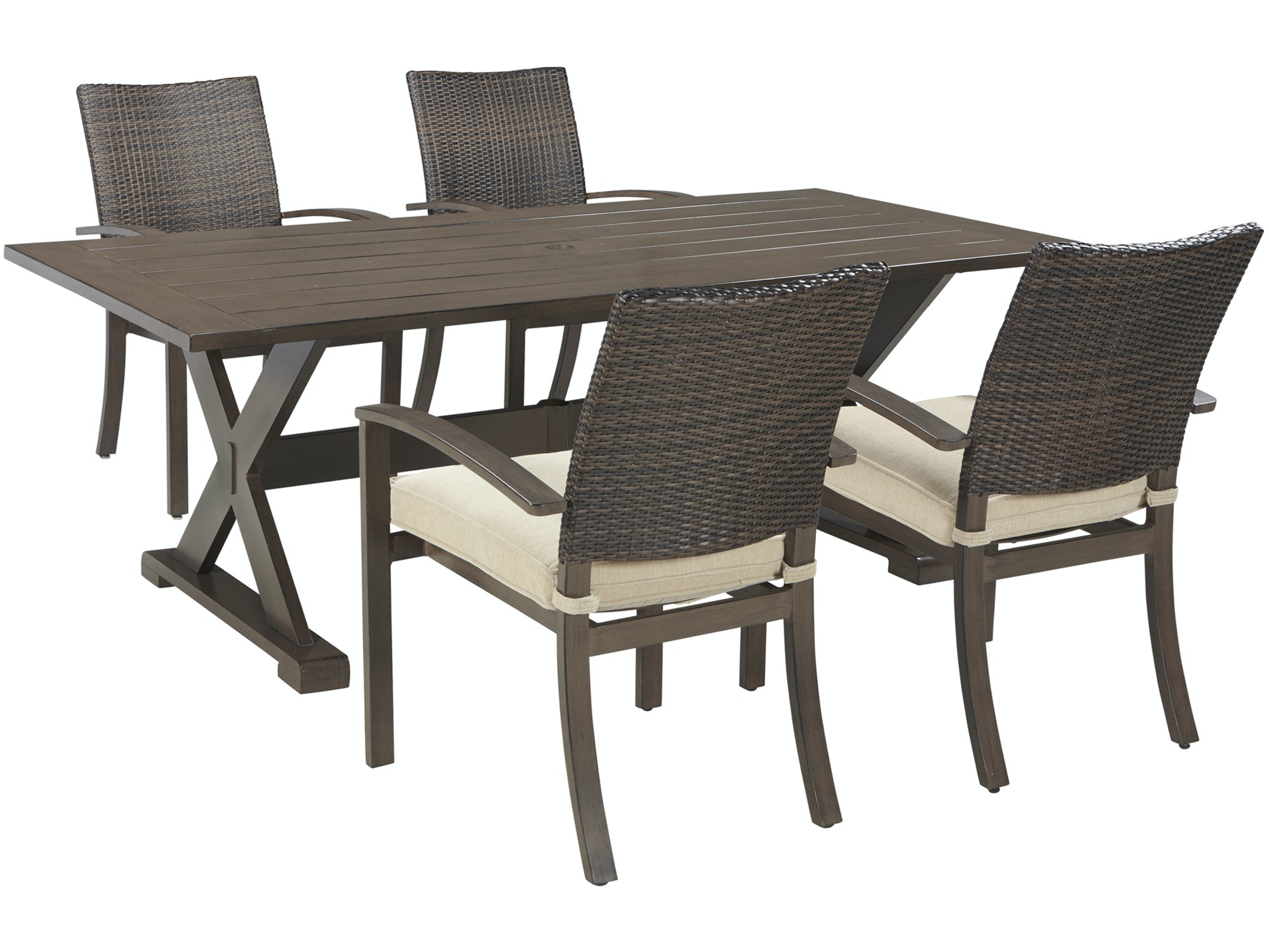 Moresdal Outdoor Dining Set 575980