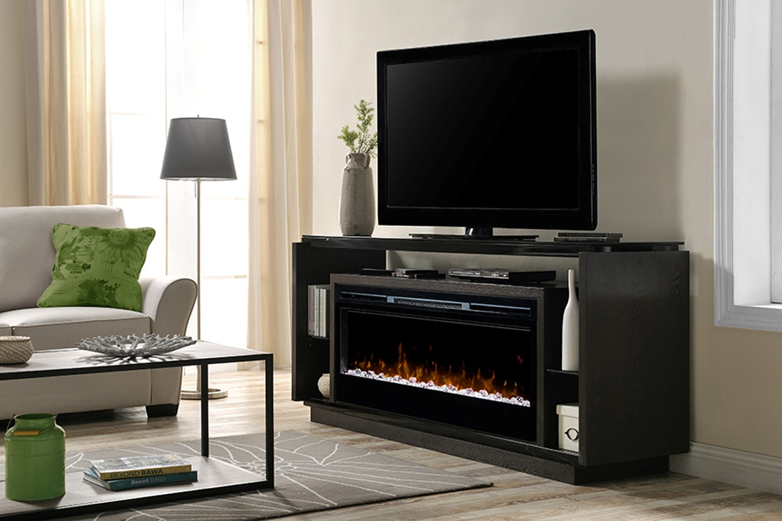 dimplex accessories david fireplace media console 604881