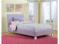 Fantasia Lavender Bed - Twin 789751