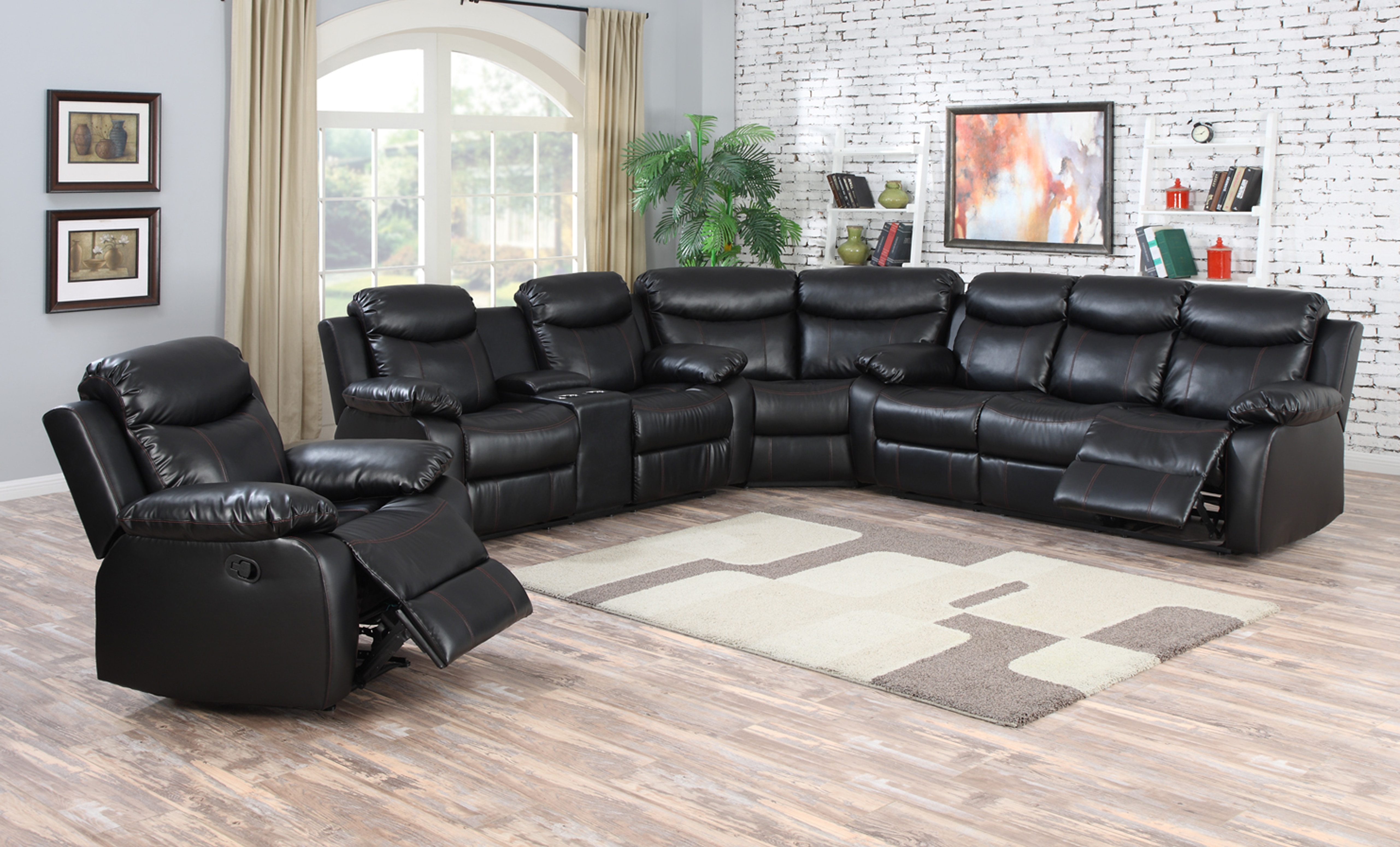 High Quality Holland House Living Room Slade Reclining Sectional 611580   Furniture Fair    Cincinnati U0026 Dayton OH And Northern KY