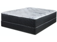 Lotus Plush Mattress Set - Twin 622209