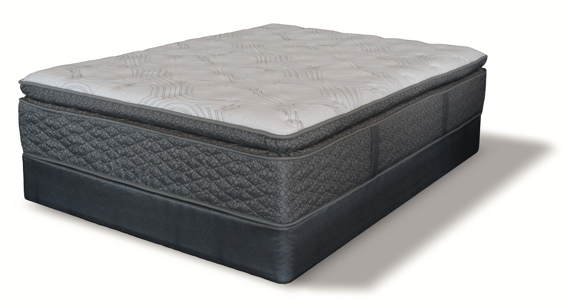 king pillow top mattress. The Symbolism Super Pillow Top Mattress Set - King (635868) Includes And Box Springs. 635868 By