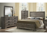 Nathan Panel Bedroom Group - King 642480