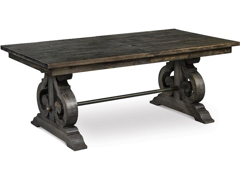 magnussen home bellamy dining table 643951 - Magnussen Dining Room Furniture