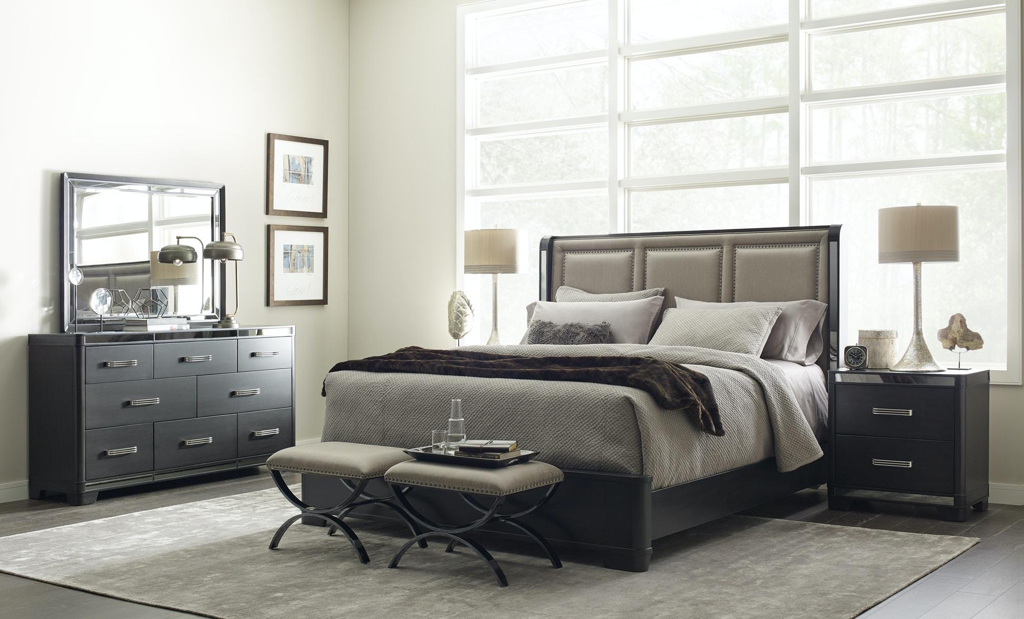 pulaski furniture silverton sound bedroom group queen