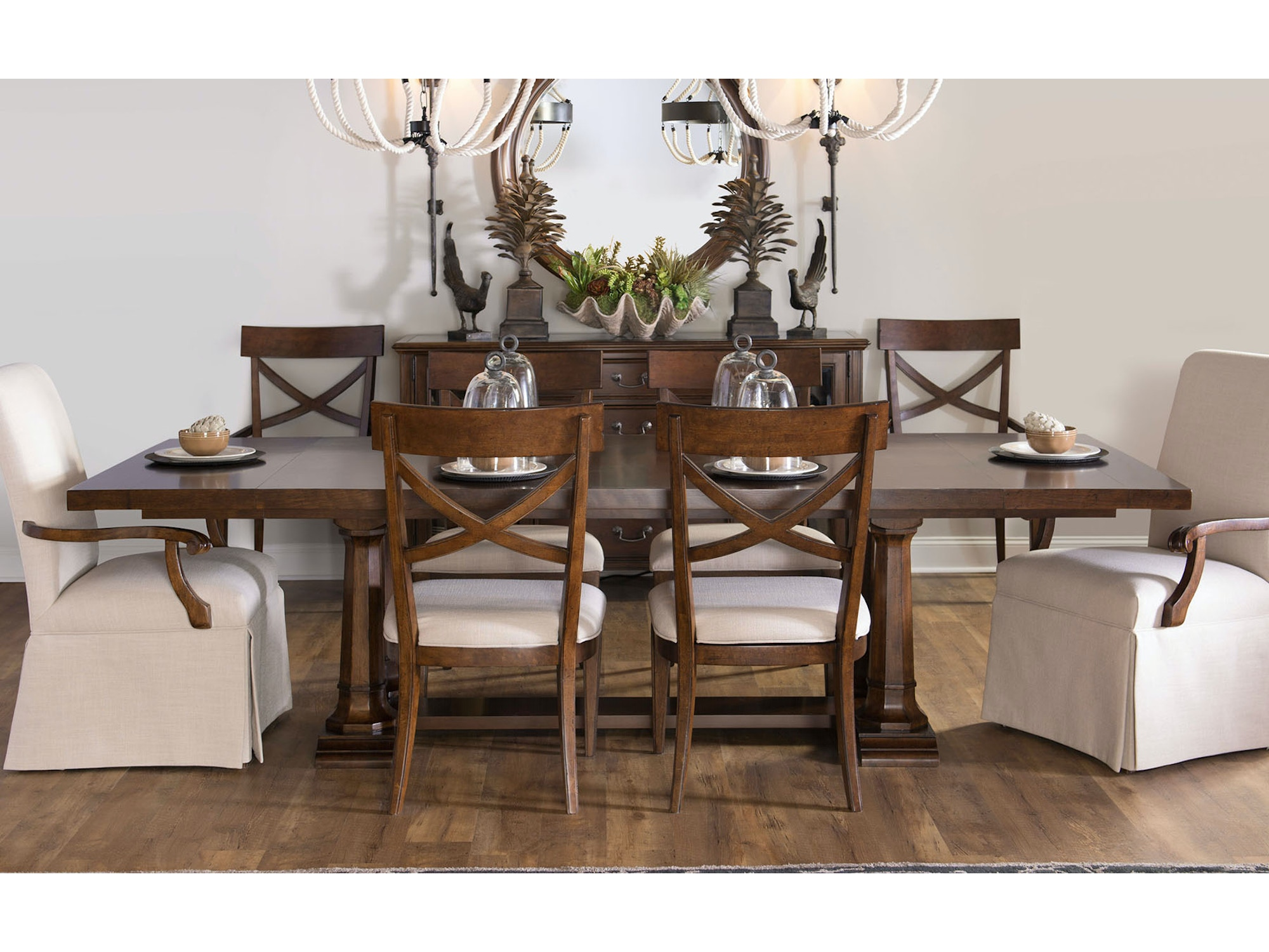 Upstate Trestle Table 661688