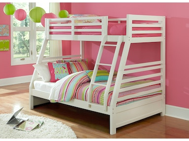 Bailey Bunk Bed - Twin over Full 696056