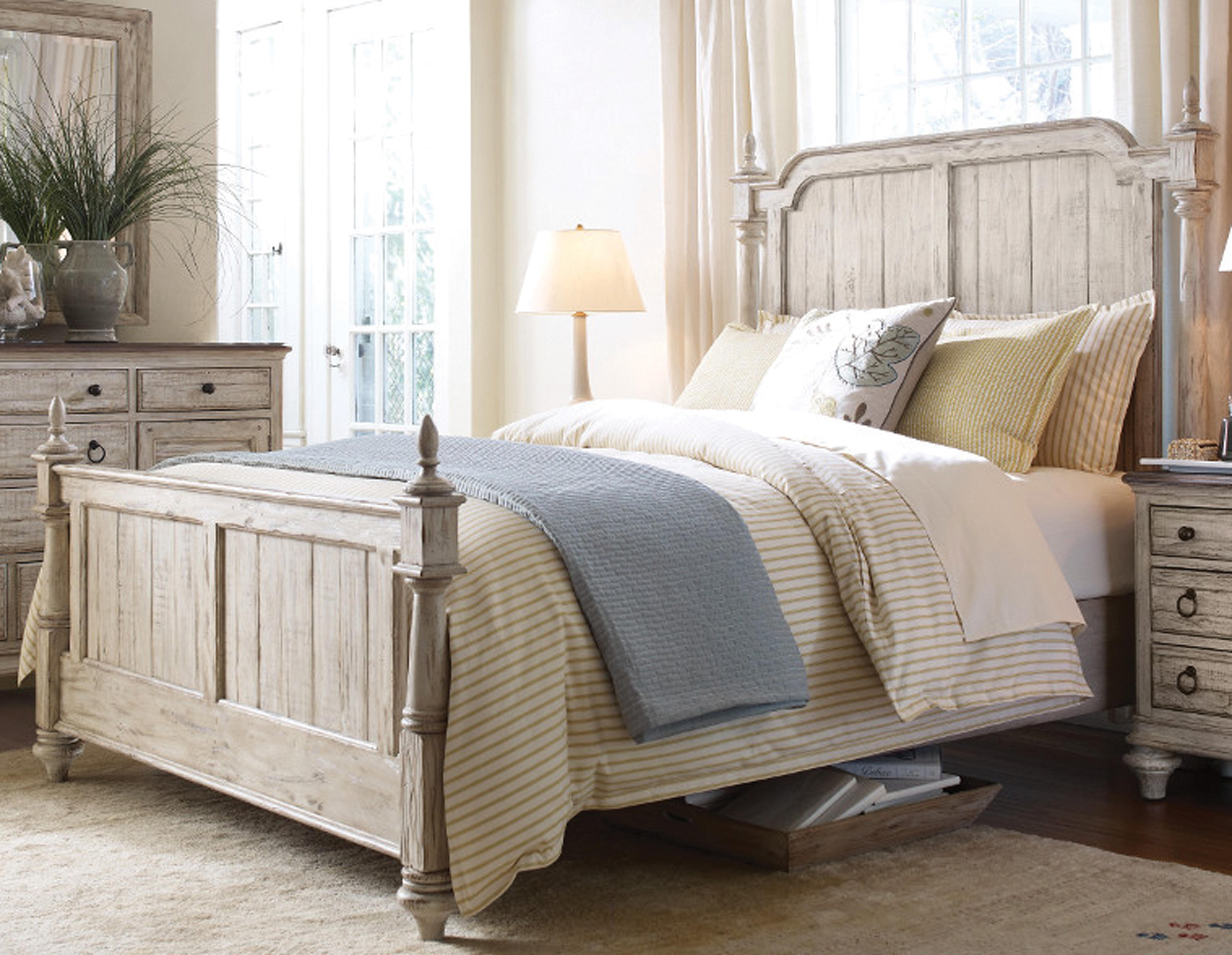 Kincaid Furniture Bedroom Weatherford Bed King
