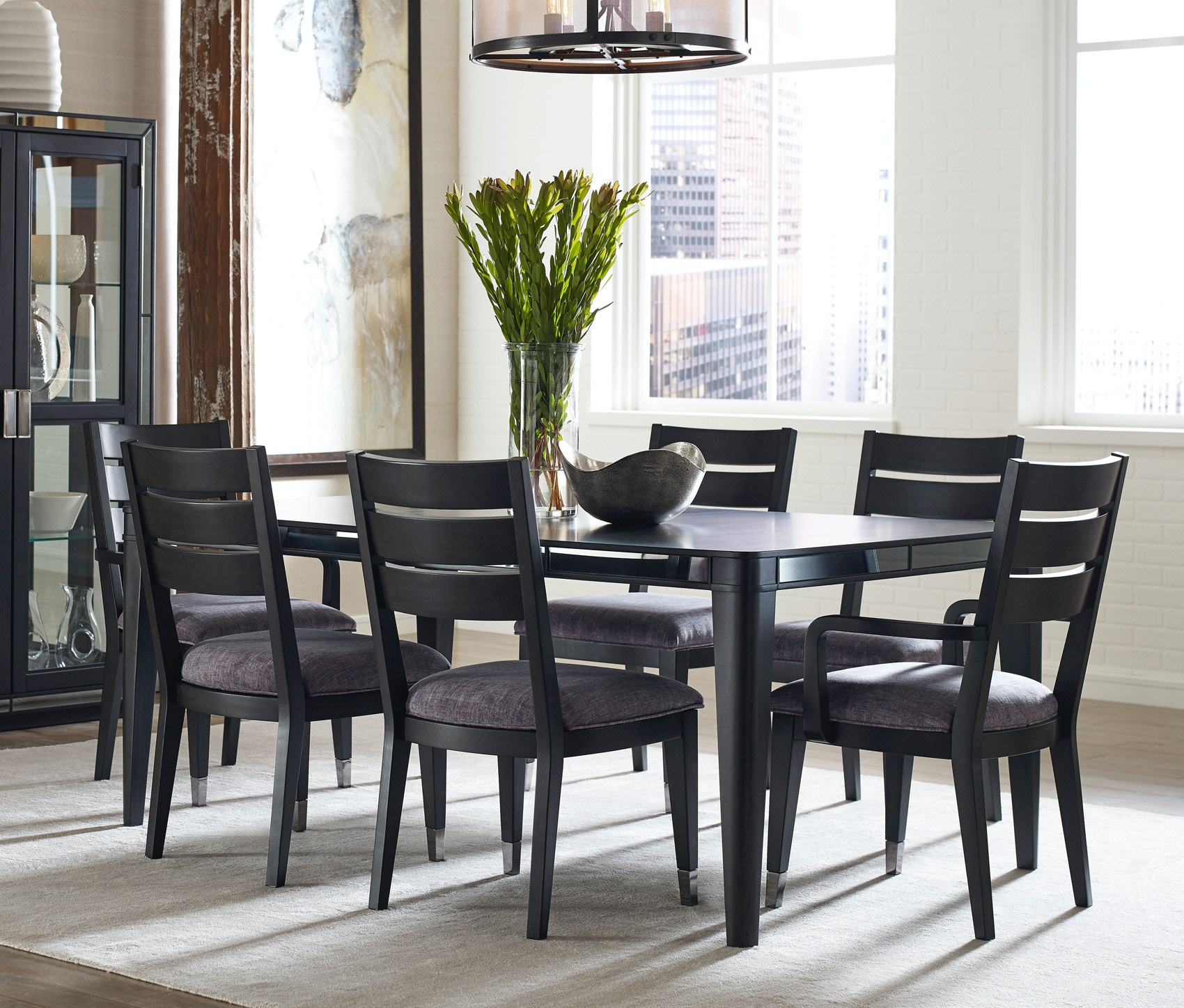 Pulaski Furniture Silverton Sound Dining Set 718585