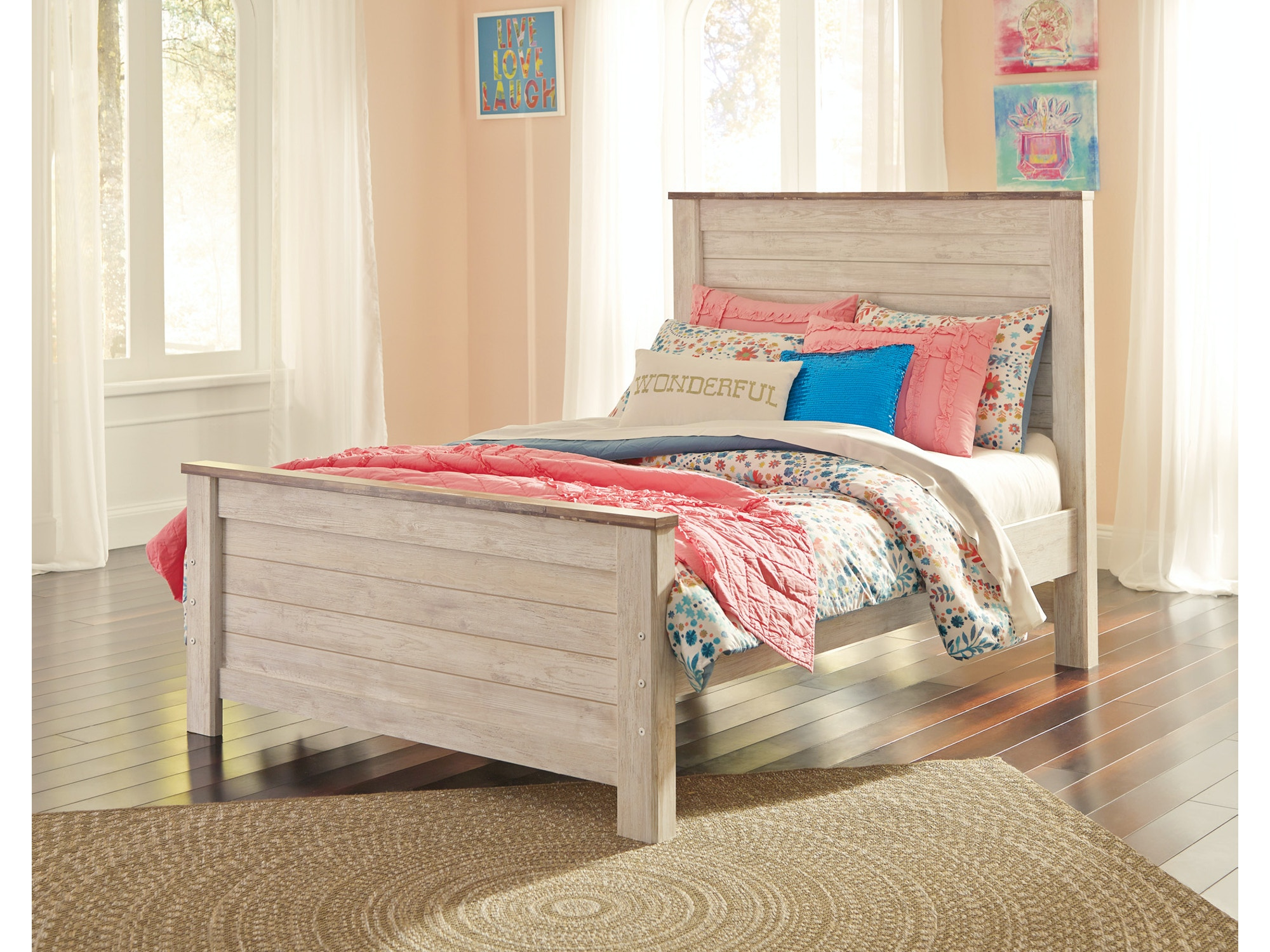 Willowton Bed - Full 761236