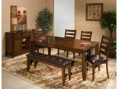 Kona Dining Set - Raisin 761696