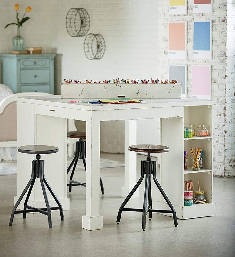 Magnolia Home Farmhouse Craft Table 804009