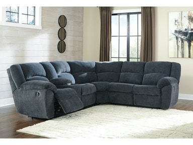 Timpson Reclining Sectional 824616