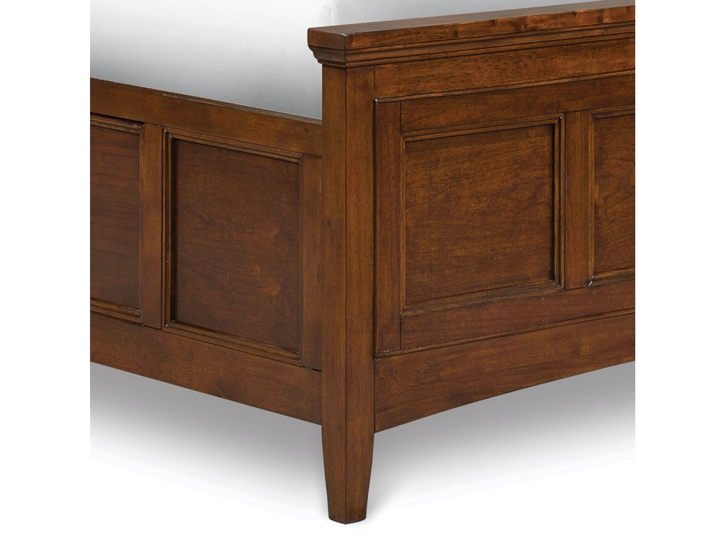 Magnussen Harrison Bedroom Furniture Magnussen Home Bedroom Riley Panel Bed Twin 864713 Furniture