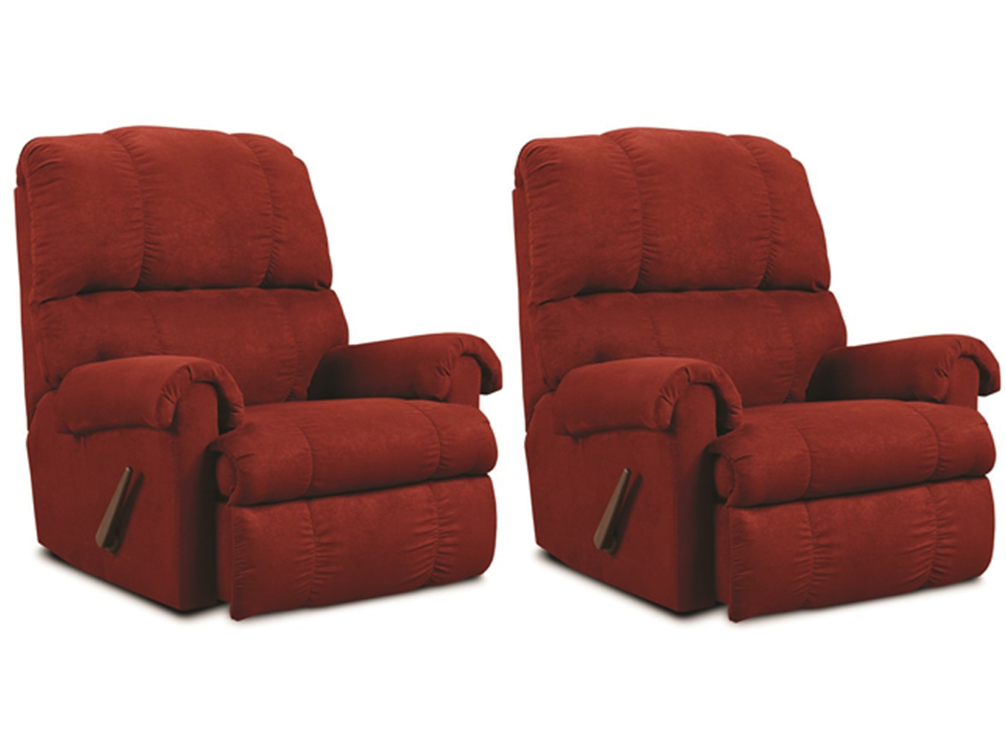 Redrock Rocker Recliner Pair 162152