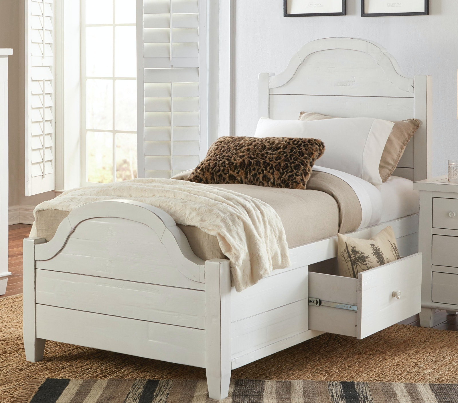 size bed headboard storage sleigh platform number full beds products with aspenhome b item richmond queen