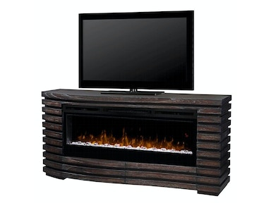 Elliot Media Console Fireplace 903295