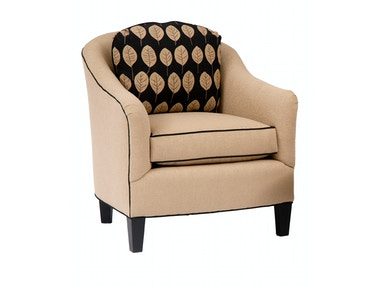 Inset Pillow Back Chair 051603
