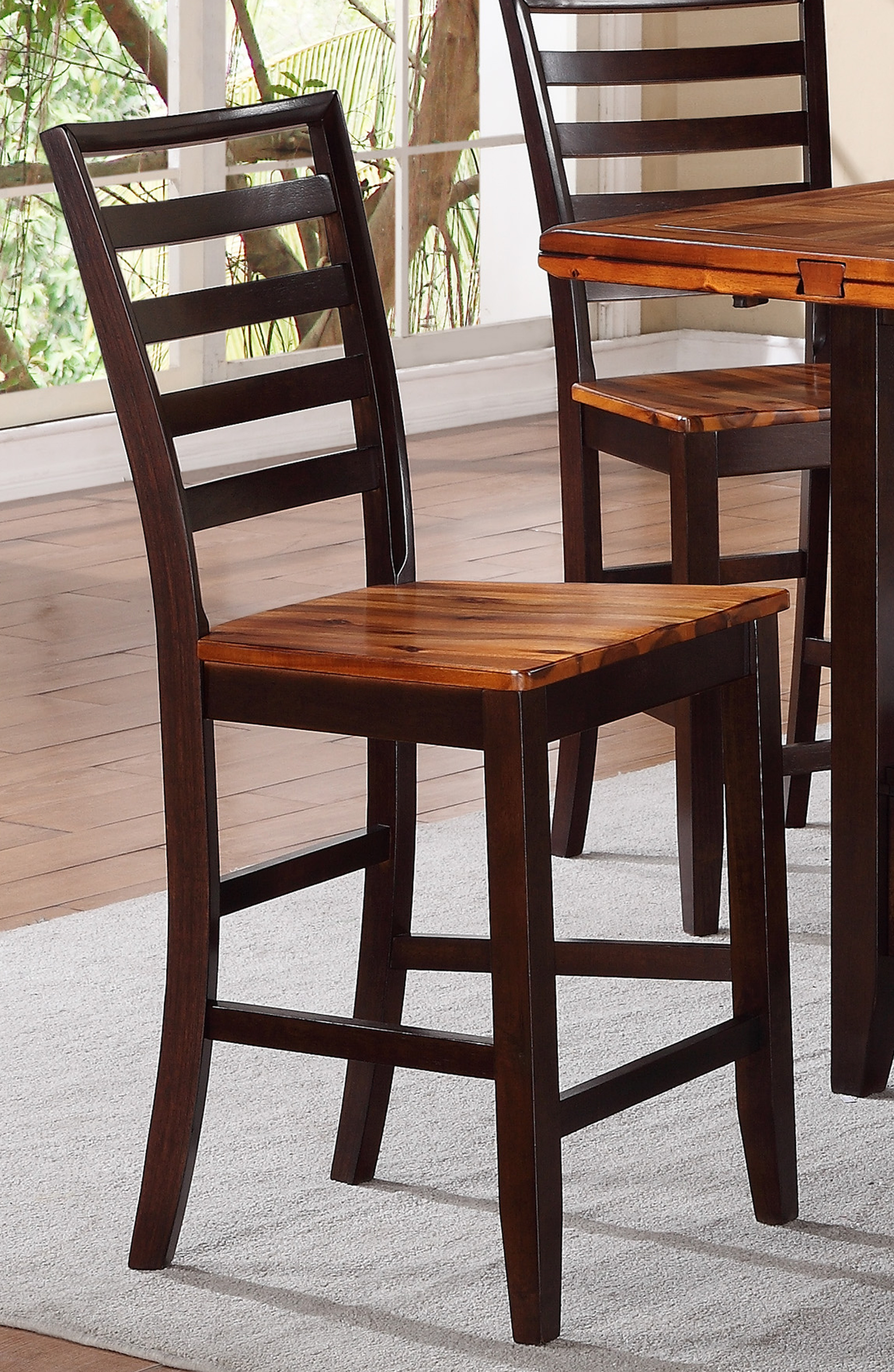Holland House Dining Room Two Tone Pub Dining Set