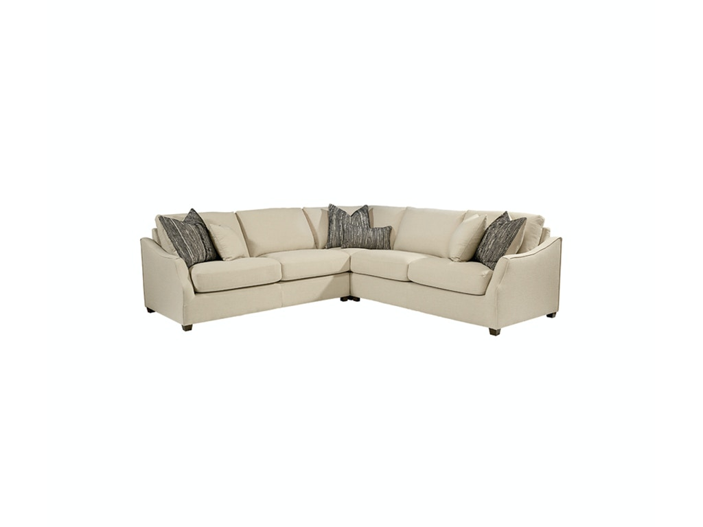 Magnolia Home Living Room Homestead Sectional 979831
